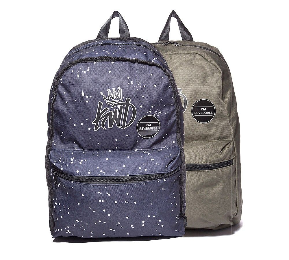 12afeb3d06 Kings Will Dream Splatter Reversible Backpack