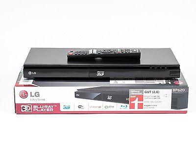 LG Blu-Ray/DVD Player BP620; EEK A+sparen25.com , sparen25.de , sparen25.info