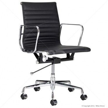 269 Eames Replica Management Office Chair Black Buy Replica