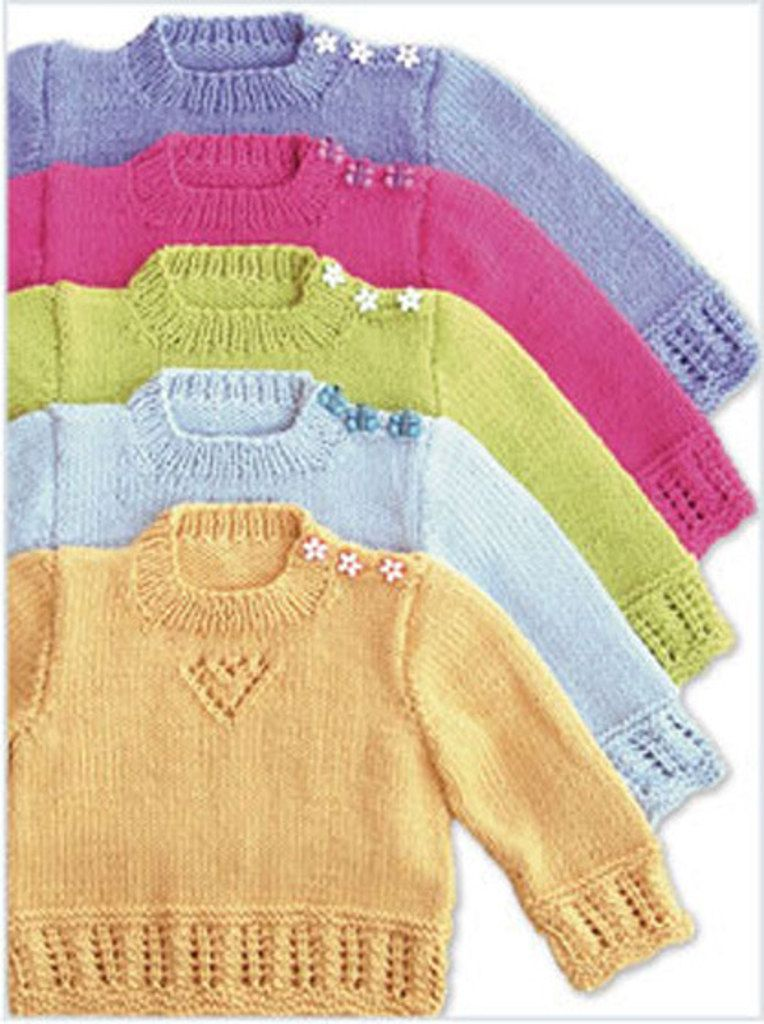 I Love You Baby In Knit One Crochet Too Babyboo 1508 Knit Baby