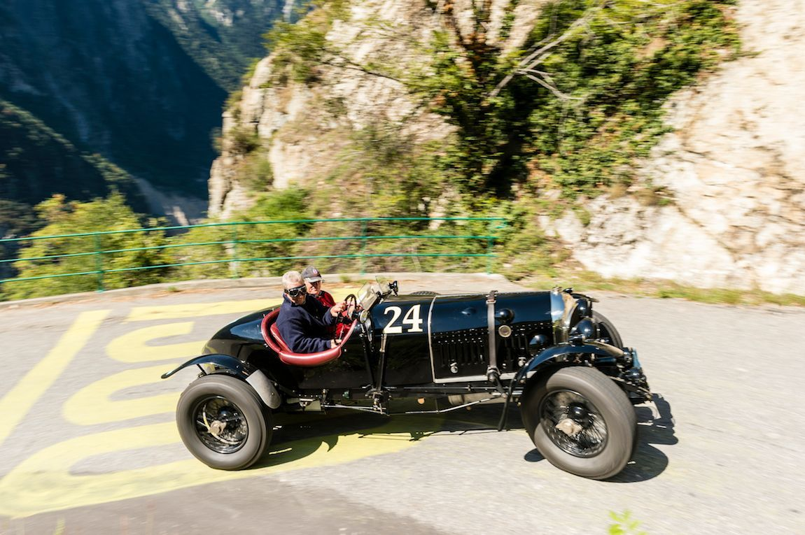 1926 Bentley Super Sports
