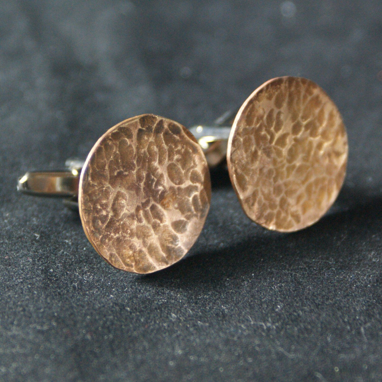 1  Free Gift Bag Groomsmen/'s Gift Unique Wedding by Cufflinked Ammonite Fossil Cufflinks No