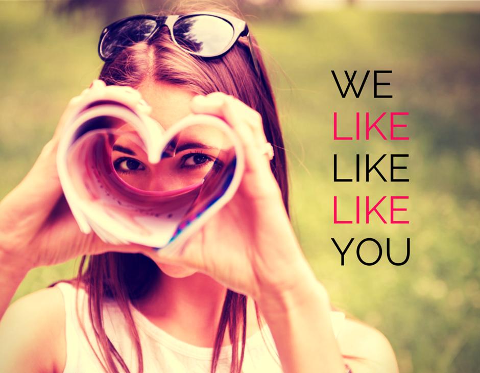 Wir wünschen euch einen schönen Valentinstag <3