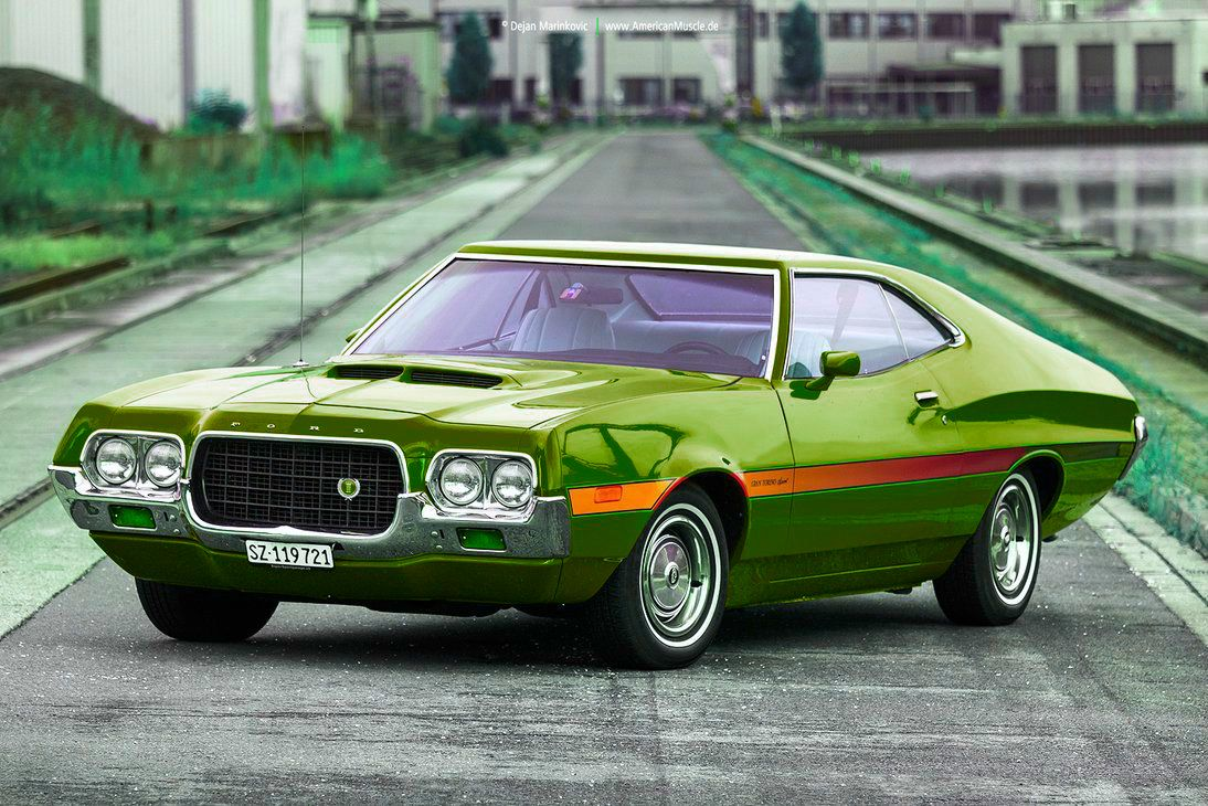 Pin By Leo Torres On Classics In 2020 Ford Torino