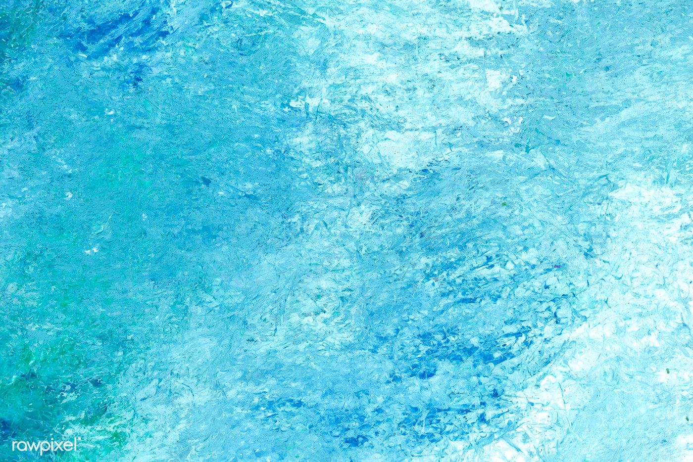 Blue Brush Stroke Textured Background Vector Free Image By