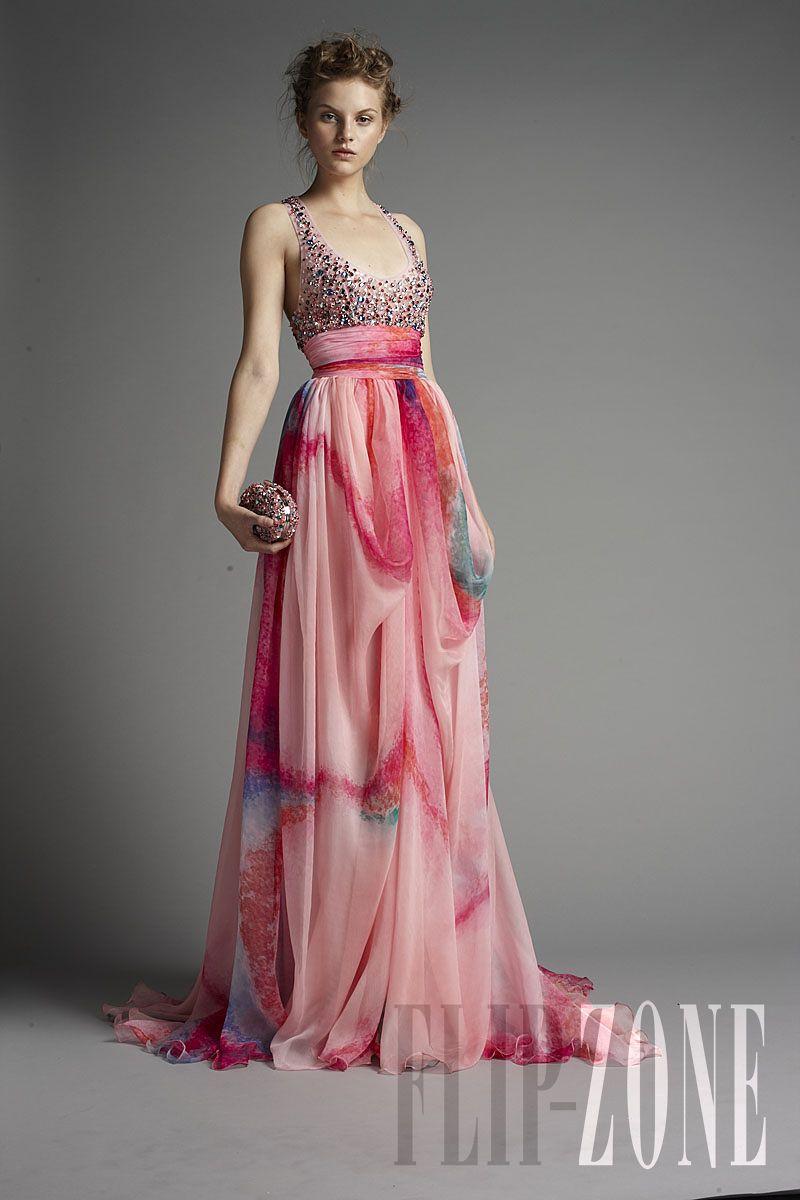 Excepcional 2011 Vestidos De Fiesta Friso - Colección de Vestidos de ...