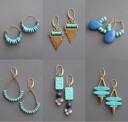 Jewerly Boho Diy Color Combos 23+ Ideas Jewerly Boho Diy Color Combos 23+ Ideas