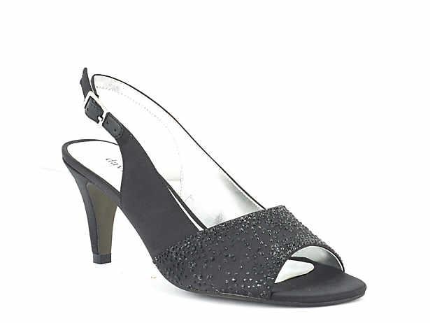 DSW | Wide sandals, Slingback heel