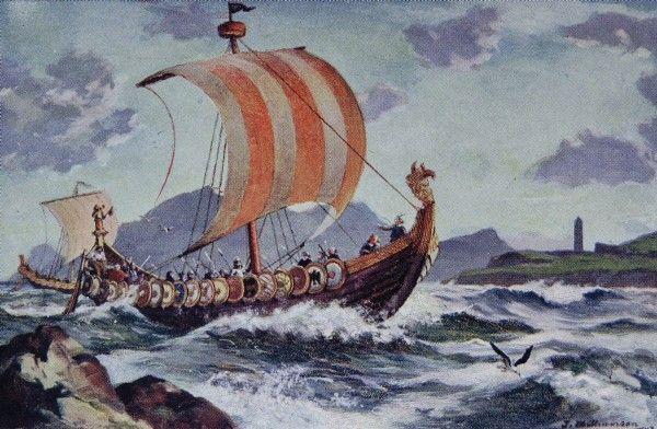 Ships And Shipping Content Page Viking Ship Viking Art Vikings