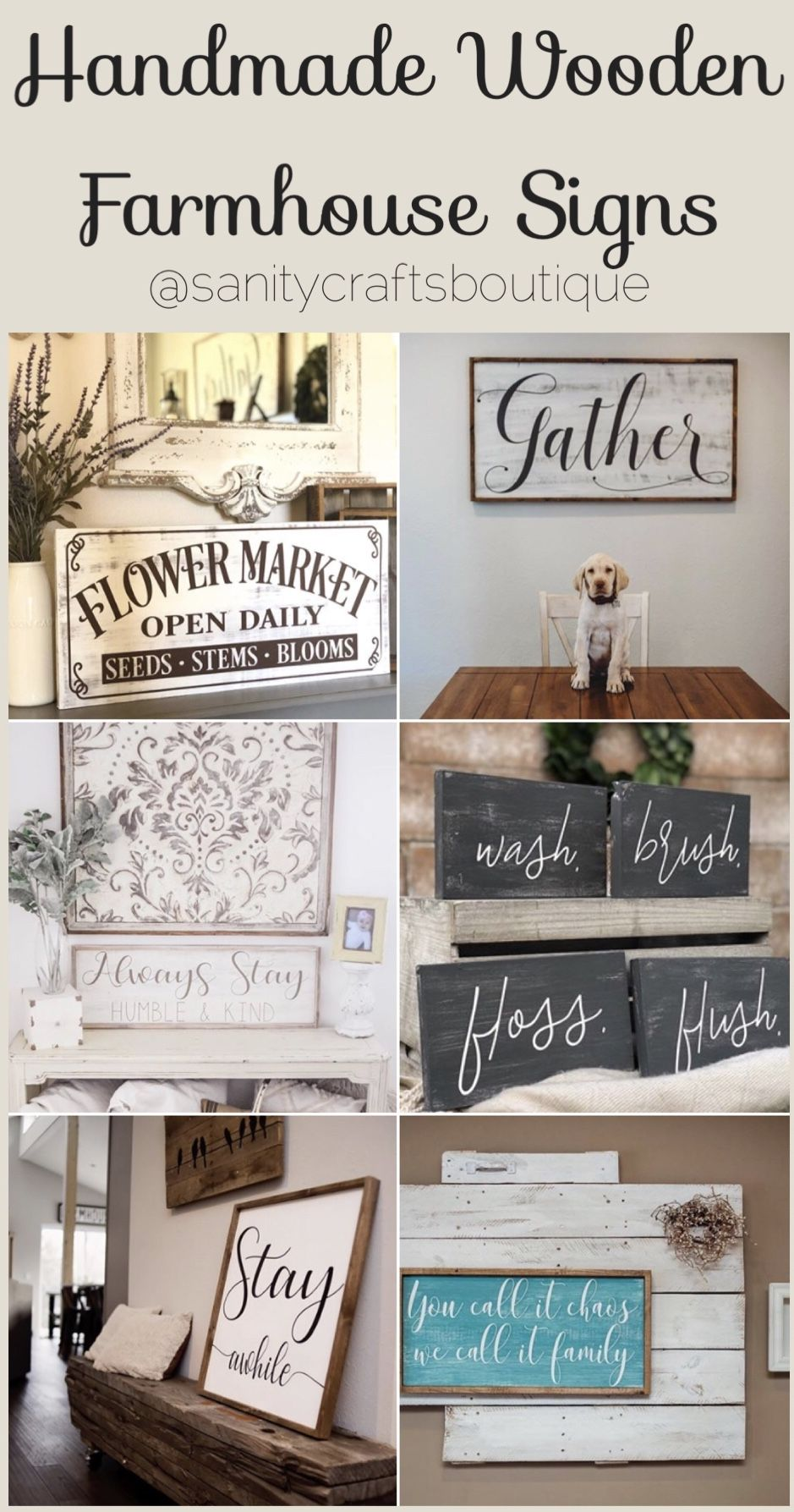 Handmade Farmhouse Wooden Signs Farmhouse Signs Wooden Farmhouse Decor Home Decor Handmade Farmhouse Magnolia S Farmhouse Decor Decor Farmhouse Signs