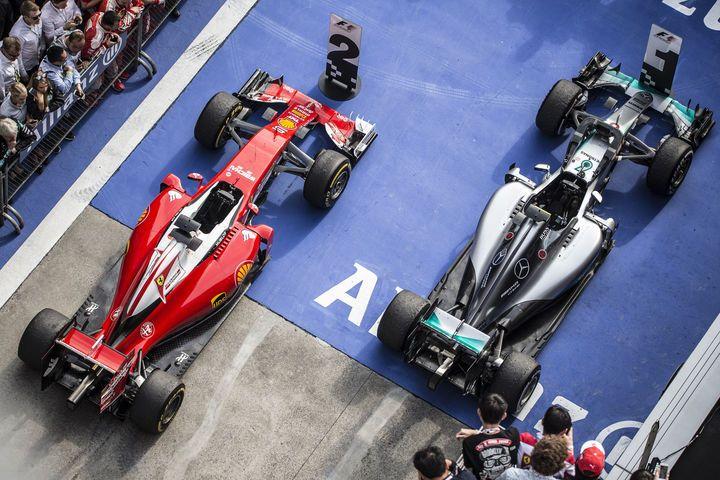 Mercedes redet Ferrari stark: Wie gut ist Ferrari wirklich? - AUTO MOTOR UND SPORT
