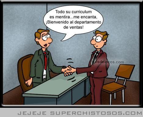 Entrevista De Trabajo Humor Grafico Empleo Chistes Y Bromas El Humor Humor Grafico