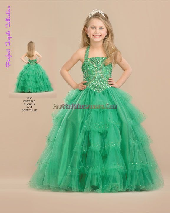 little girls dresses | little girl birthday Pageant dresses,Little ...