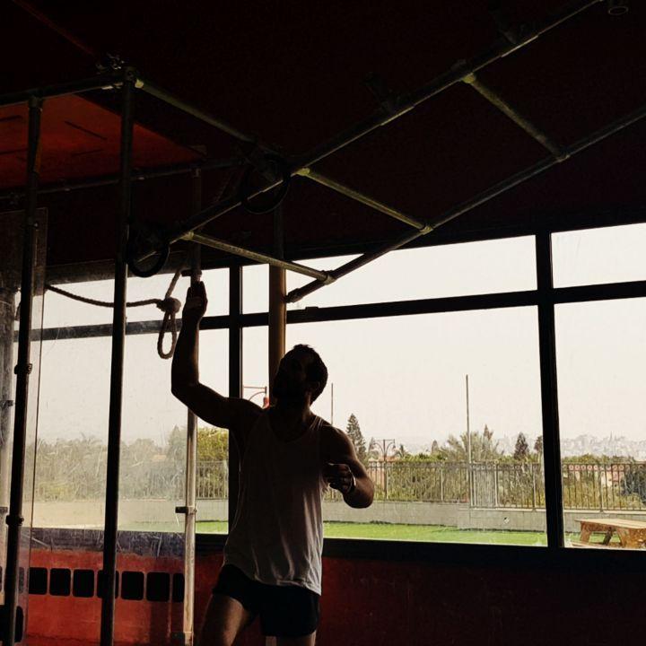 Ninja journey. Workout no. 3'  כמו כל מאמן כושר, גם אני חי מאתגרים.  להביא את הגוף לקצה, ללמד אותו ש...
