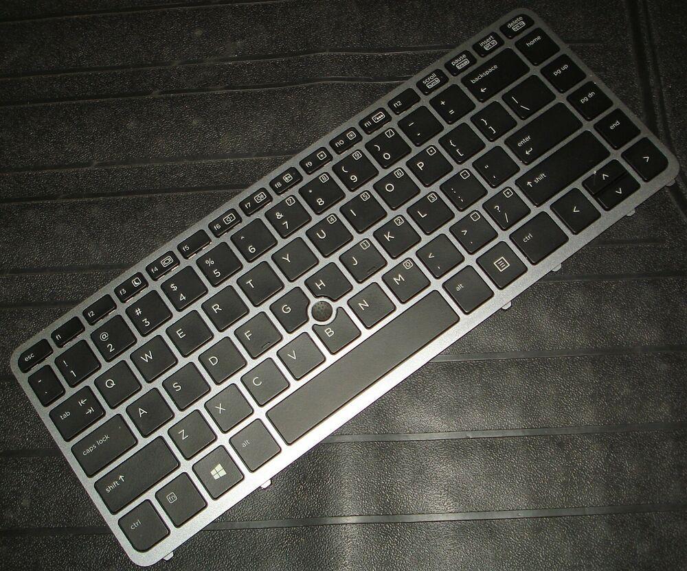 Genuine HP Elitebook 840 G2 Laptop Keyboard P/N 776475-001 #afflink