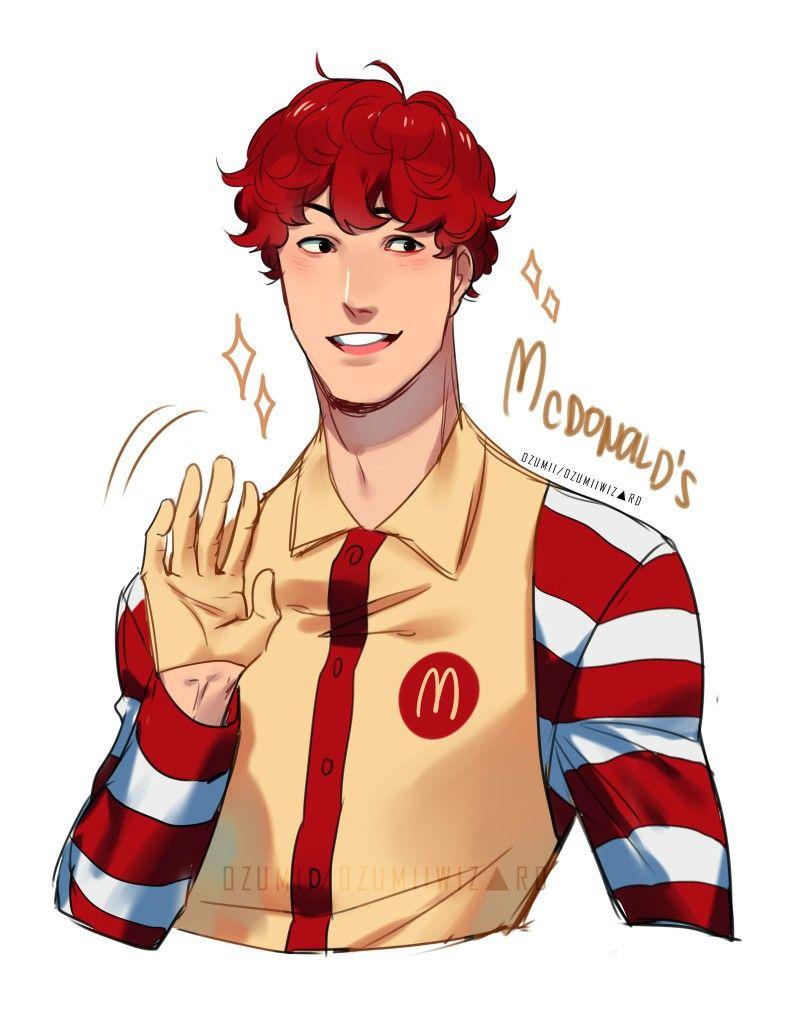 Tumblr Fast Food Fan Art