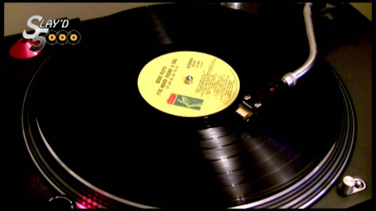 Eddie Floyd - I've Never Found A Girl (To Love Me Like You Do) (Slayd5000)