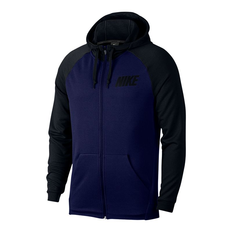 63f6f4b7f7 Nike Dry Men's Full Zip Hoodie | Products in 2019 | Full zip hoodie ...