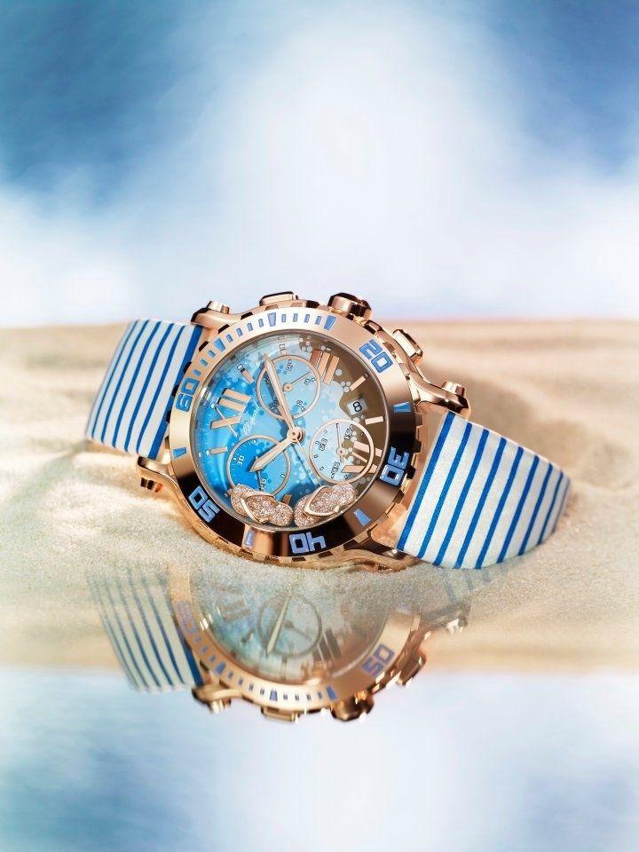 Chopard's HAPPY DIAMONDS Colection – Fashion Style Magazine