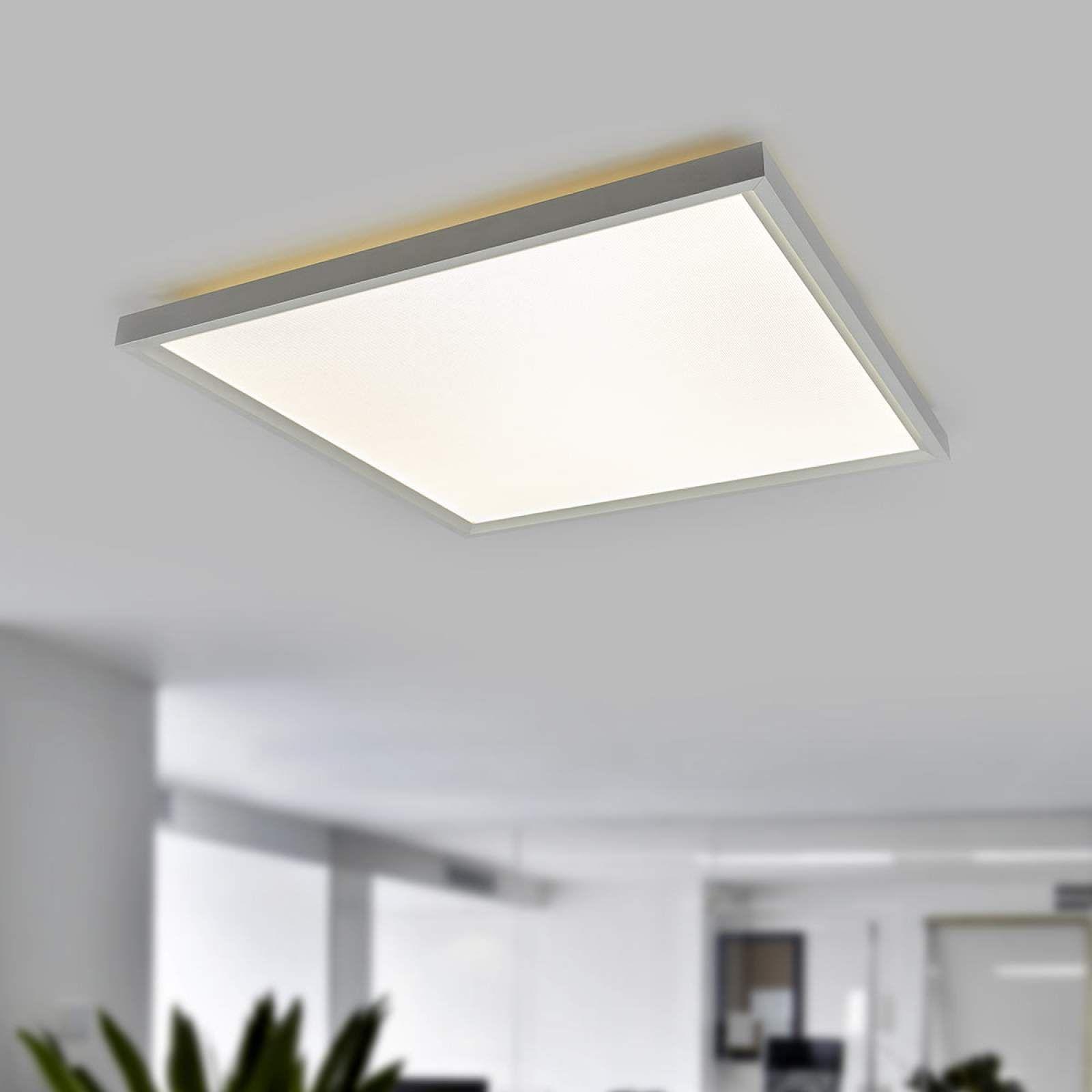Quadratische Led Burodeckenlampe Rick Dali 4 000k In 2020 Led Led Deckenlampen Moderne Deckenbeleuchtung