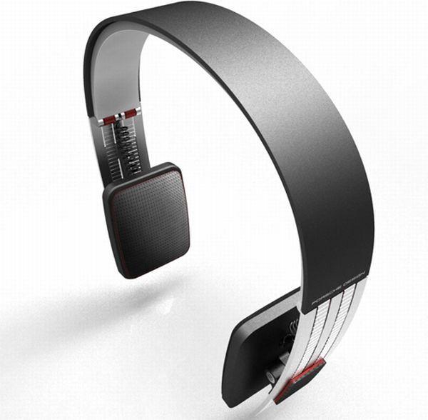 Jules paramentier's porsche design headphones concept is simply stunning