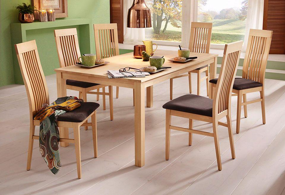 Home affaire Esstisch »Stockholm«, in 3 Größen Jetzt bestellen - küchentische und stühle