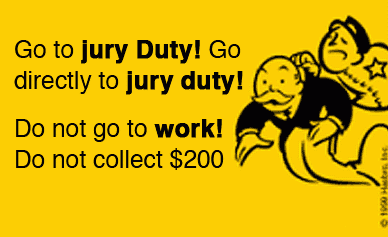 Pin By Rena Oakley On Funny Sayings Jury Duty Duty Quotes Jury