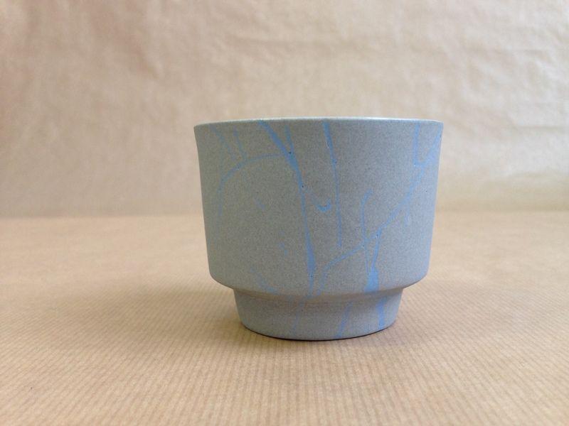 Koffie Kopje Van Inge Simonis Ceramic Design Op Dawanda
