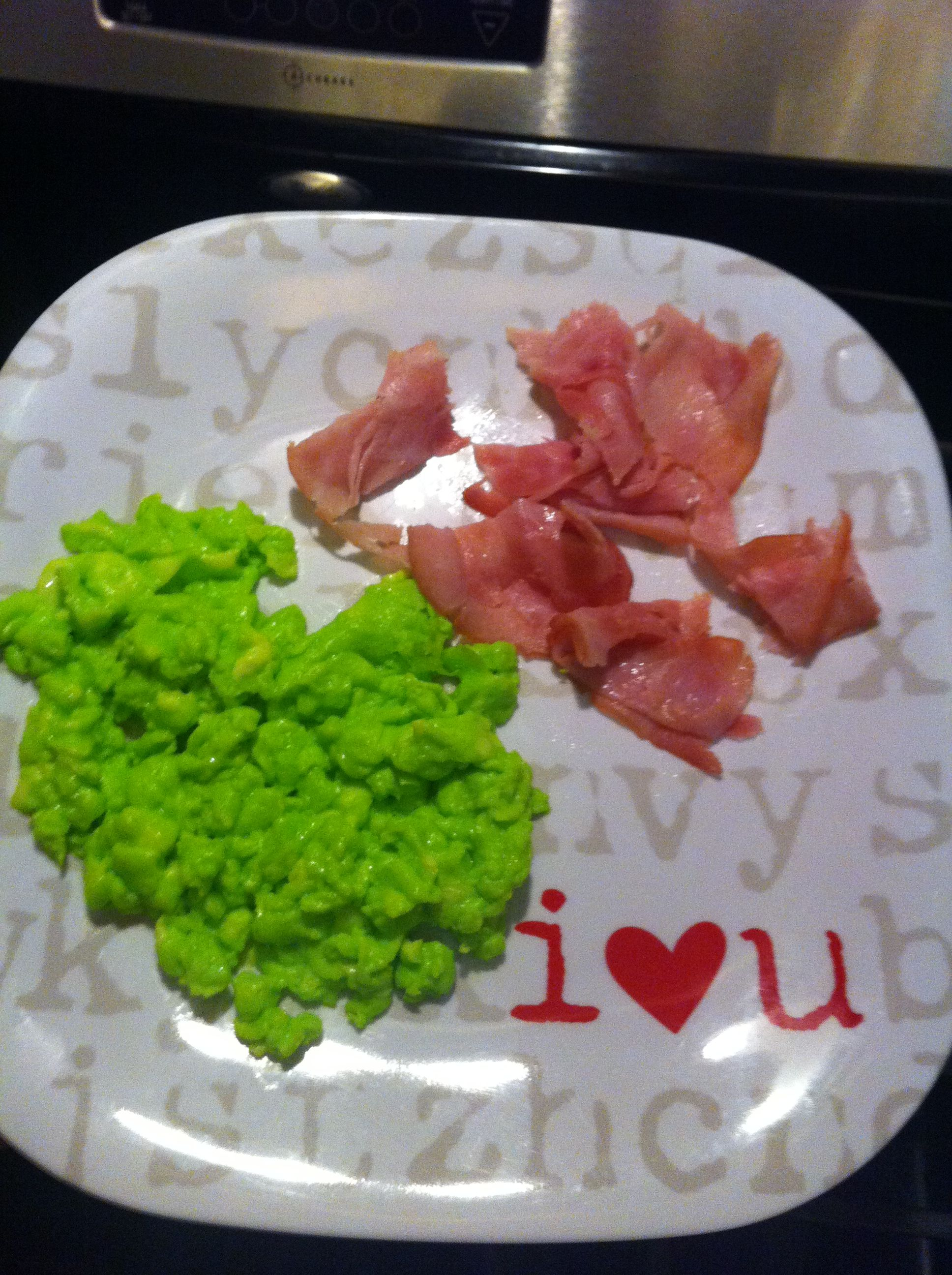 Green Eggs & Ham - just add neon green food coloring and ...