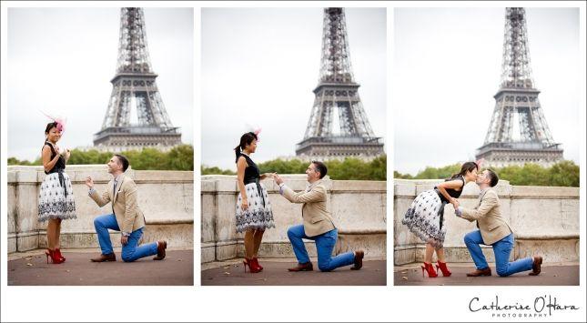 Moya and David in Paris » Catherine O'Hara Photography Blog