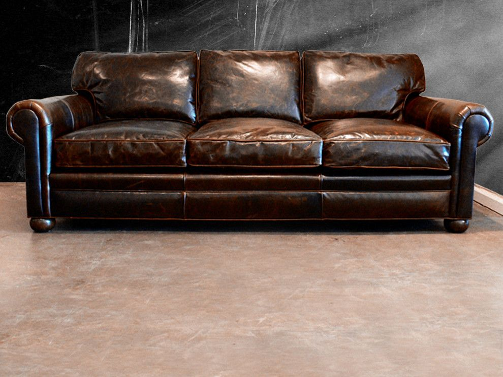 Top Rustikale Leder Couch Rustikale Leder Sofas Rustikal Leder Sofas