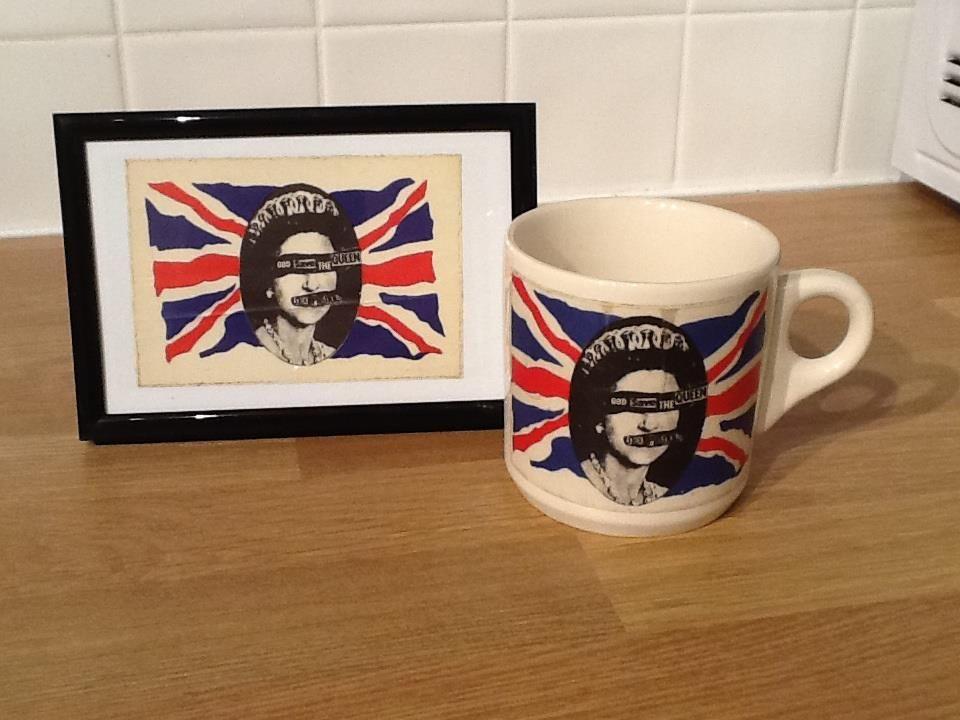 GSTQ mug cup