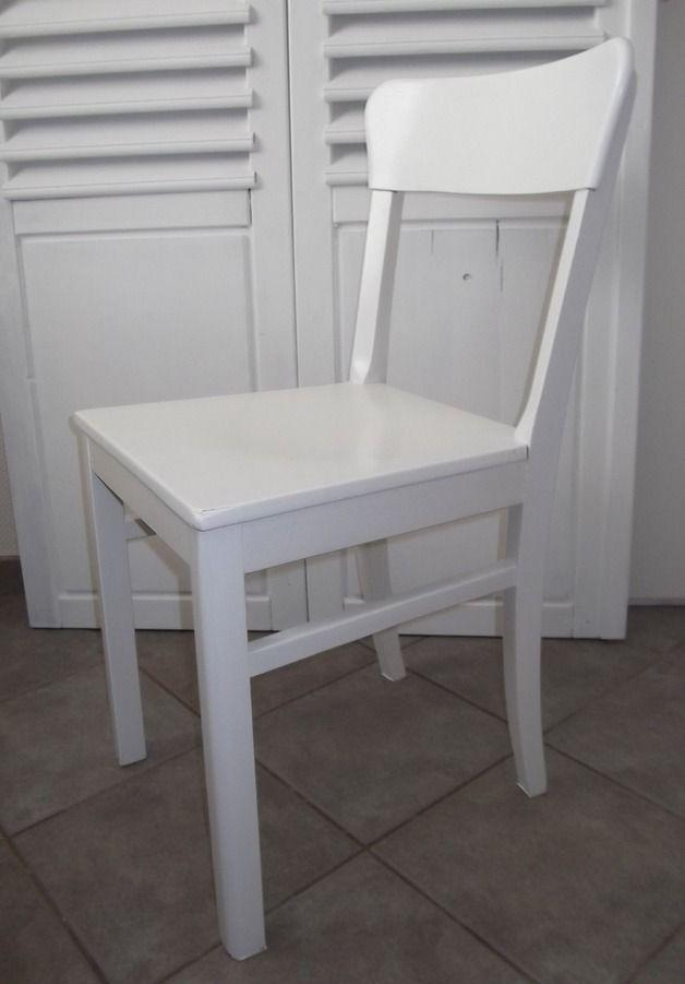 MUST HAVE°°° Vintage Stühle Vintage Stuhl Shabby Weiß