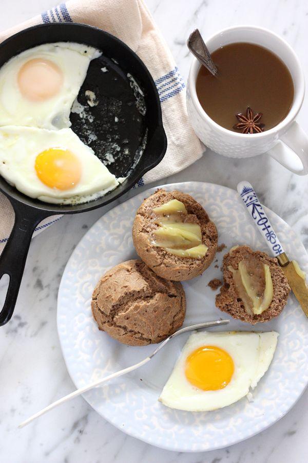 Chestnut Flour Biscuits | Chestnut flour recipe, Coconut ...