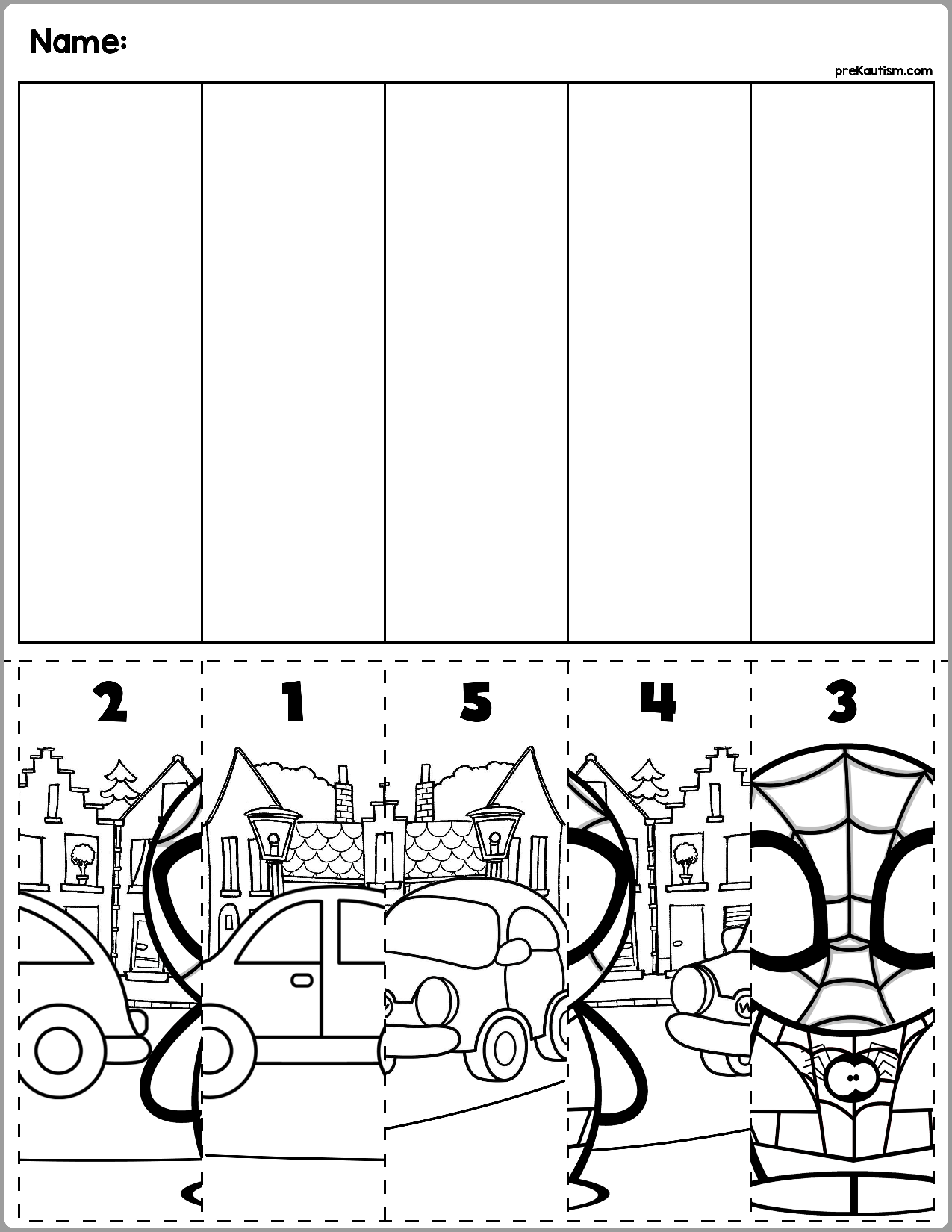 Addition Worksheet For Preschoolers Under The Sea
