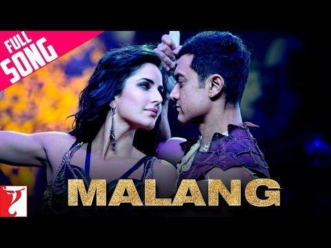 Malang Full Song Dhoom 3 Aamir Khan Katrina Kaif Siddharth Mahadevan Shilpa Rao Youtube Bollywood Music Dhoom 3 Bollywood Songs