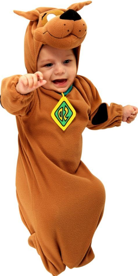 Baby Bunting Scooby,Doo Costume , Party City $20