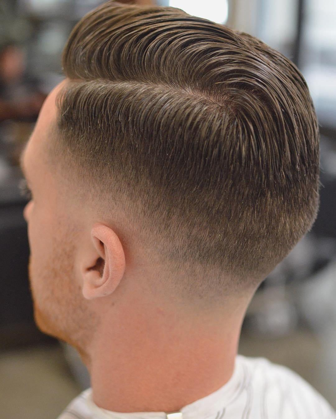Mens Taper Look Book Pinterest Classic Mens Haircut Haircuts