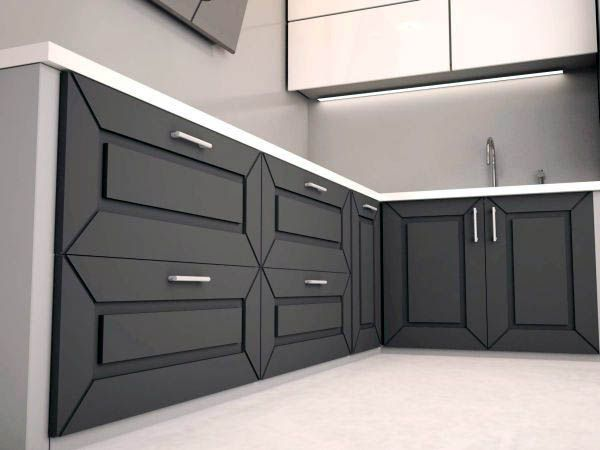 Kitchen Cupboard Door Concepts As Well, Kitchen Cabinet Doors Modern