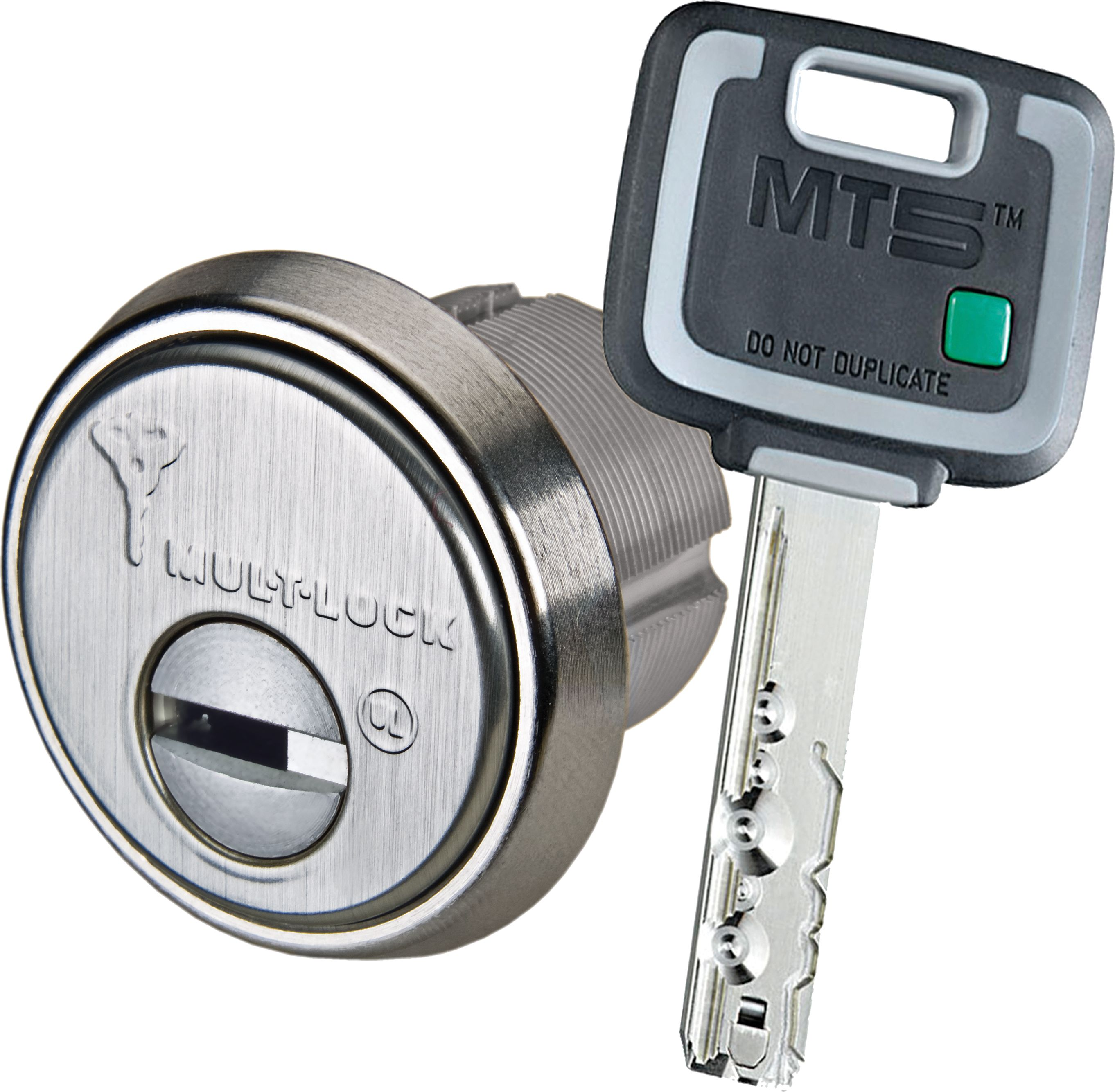 Love your existing hardware? Mul-T-Lock\'s retrofit cylinders let you ...