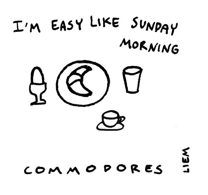 Sketchbook 365 Songs 182 Easy Like Sunday Morning Songteksten Liedjesteksten Citaten Grappige Citaten