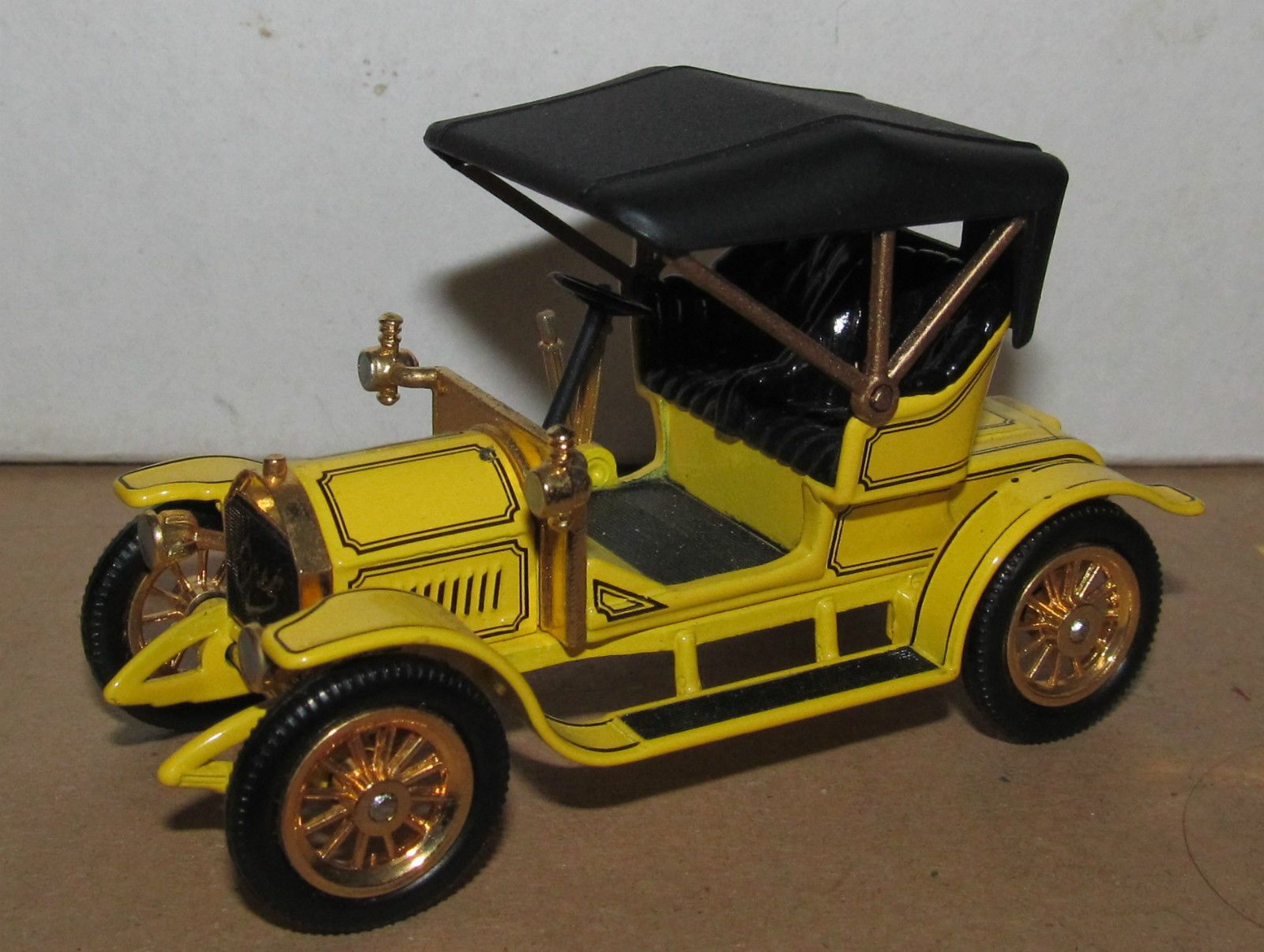 Matchbox Model of Yesteryear Collectibles YMS03 M 1909 Opel Coupe ...