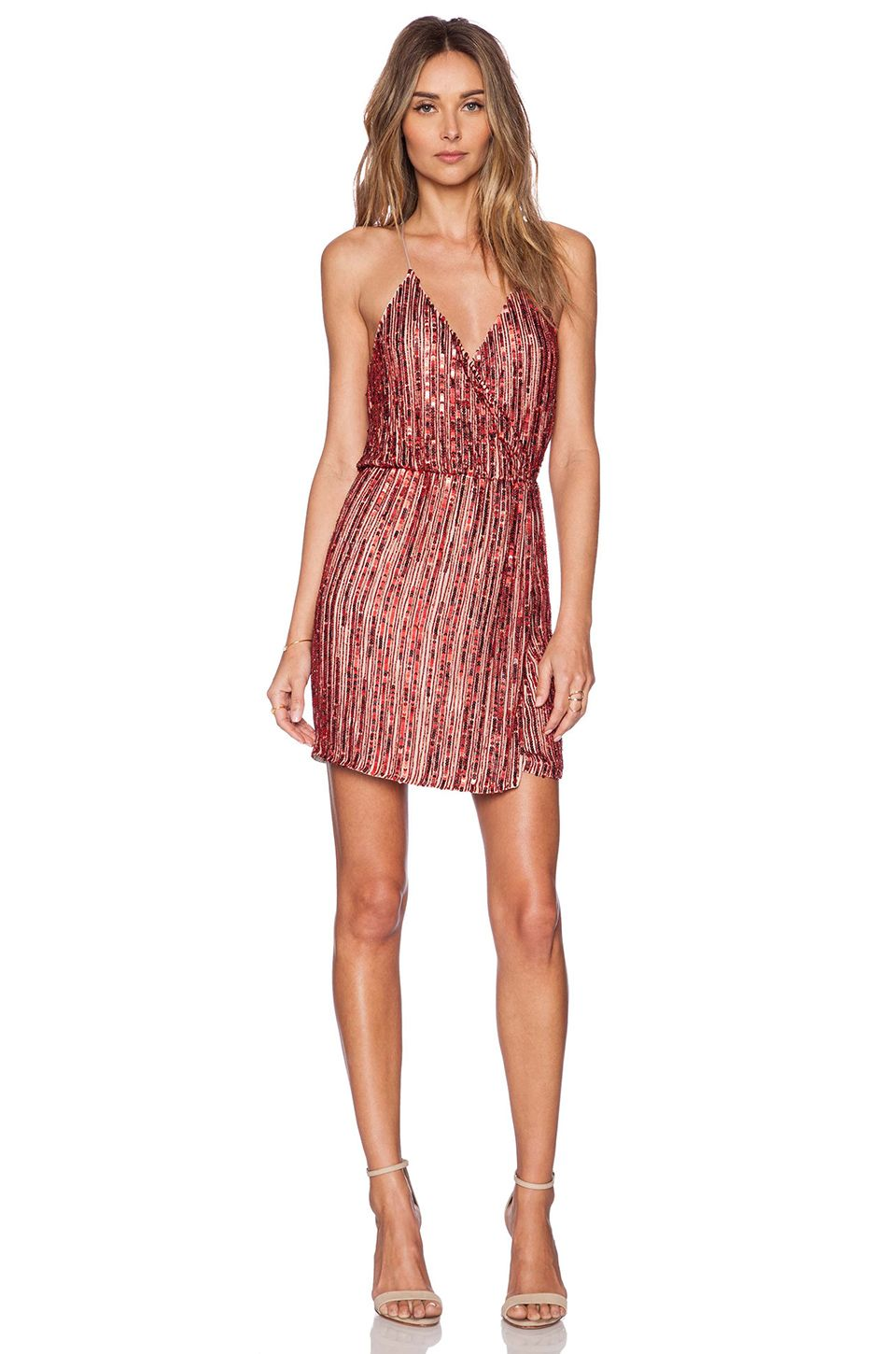 Parker black catarina sequin dress in red revolve sexy dresses