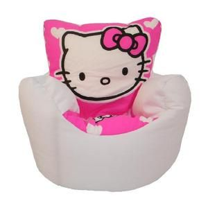 Miraculous Hello Kitty Childrens Bean Bag Chair Beanbag Kids Cushion Andrewgaddart Wooden Chair Designs For Living Room Andrewgaddartcom