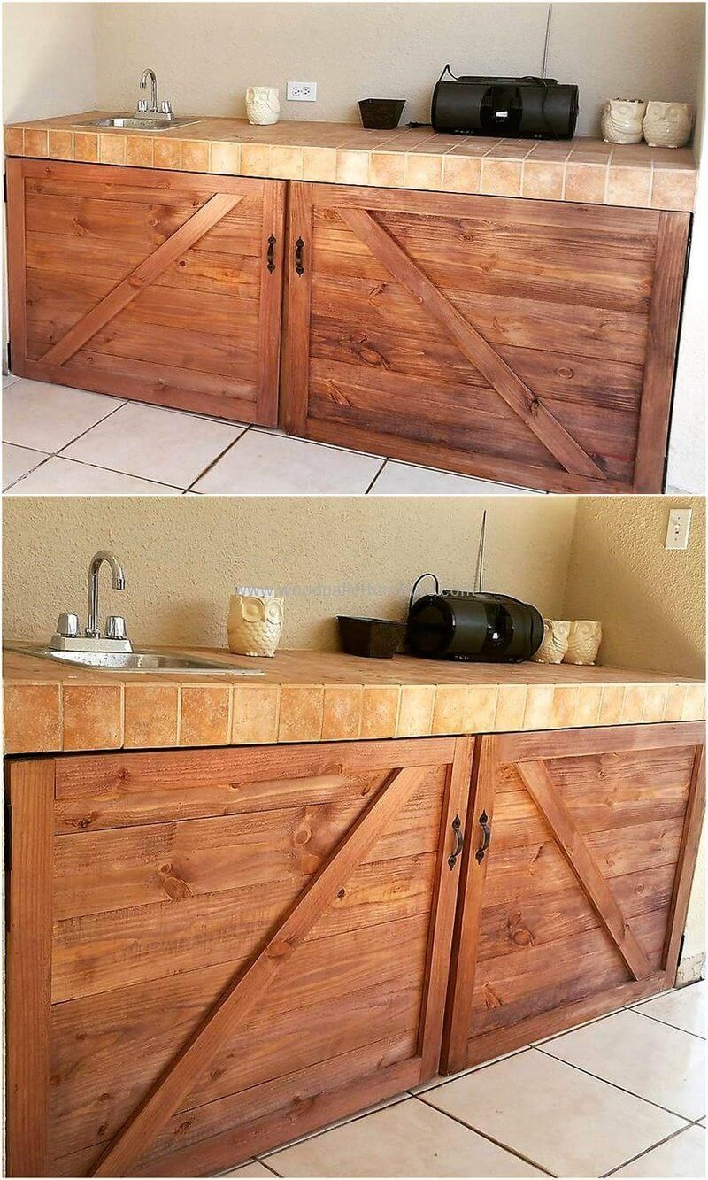 Awesome things you can do with recycled wood pallets woodwork