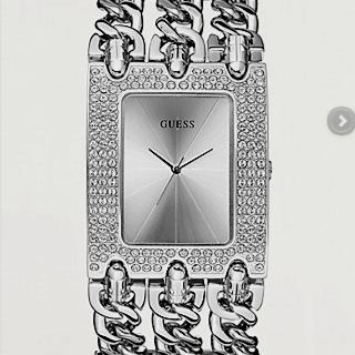 Much like my fave watch I had before only with more bling! Grad present to myself? Possibly.. :)