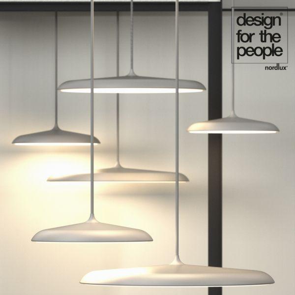 Designer Pendelleuchte Artist, inkl. LED, by Bonnelycke MDD