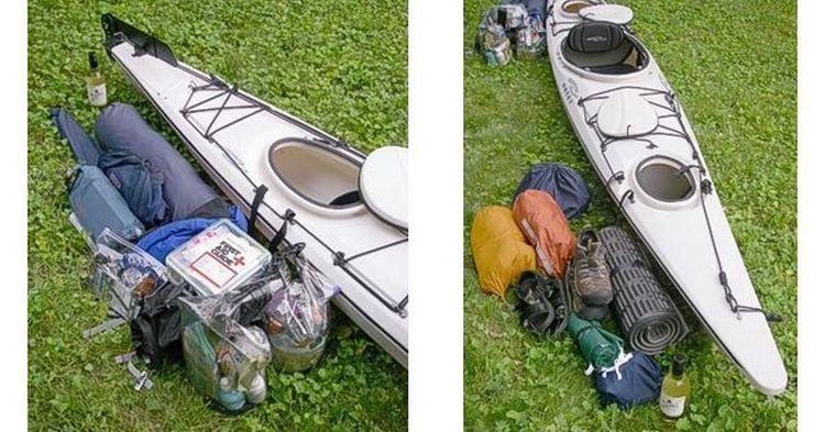 Photo of A Kayaker's Camping Checklist
