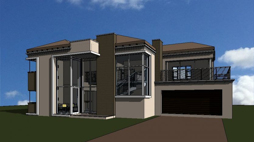 2 Storey House Plans Simple House Plans With Photos Nethouseplans House Plans South Africa Double Storey House Modern House Plans