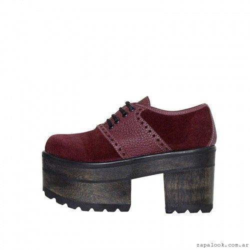 L Tau Zapatos Con Plataformas Invierno 2015 Plataformas Zapatos Zapatos Zapatos De Plataforma